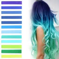 green hair dye picture 9