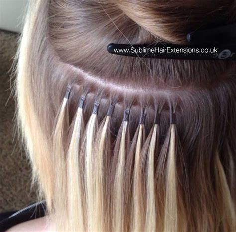 clamping in hair extensions picture 7