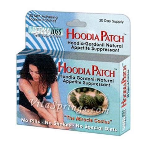 hoodia weight loss patches picture 3