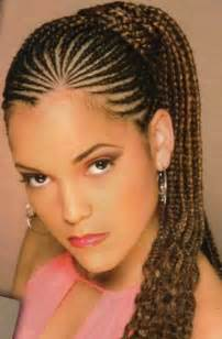black braiding hair designs picture 6