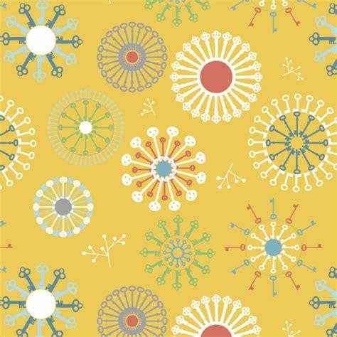 dandelion girl fabric line picture 18
