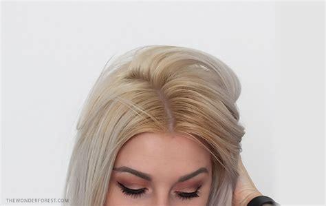 Bleach blonde spray in hair lightener picture 7