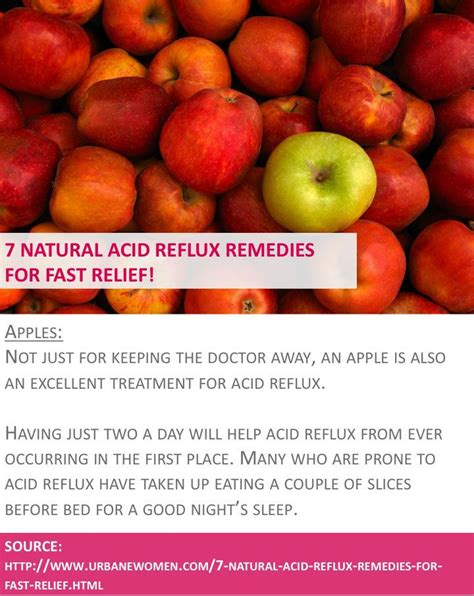 acid indigestion relief and apples picture 13