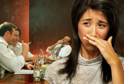 symptoms of allergy to tobacco smoke picture 4
