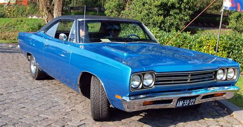 cheap 60's muscle cars picture 15
