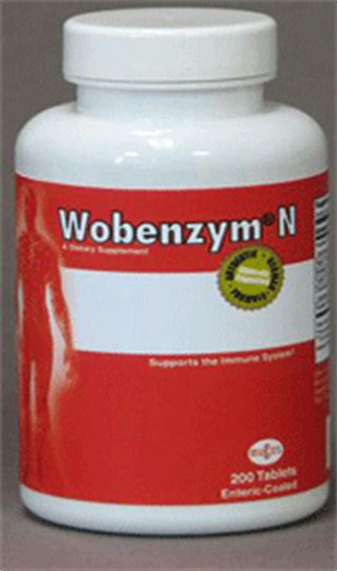 Wobenzym and prostate picture 14