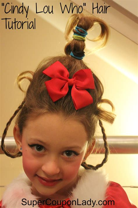 cindy lou who hair how to do picture 12