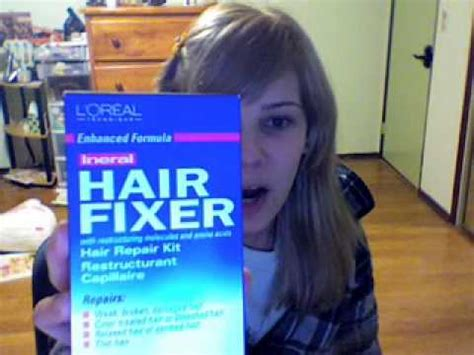 fixing severly damaged hair picture 5