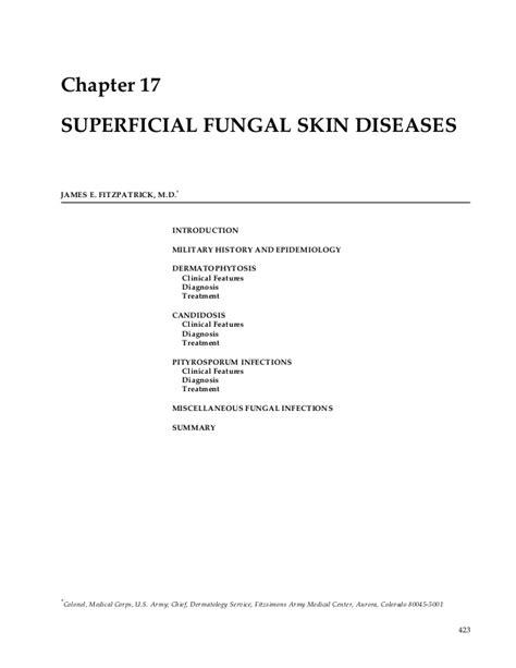 fungi skin disorders picture 3