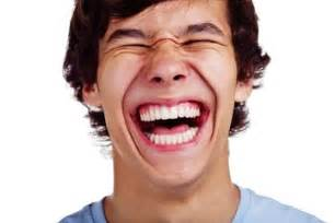 a man who laughs will show his teeth picture 10