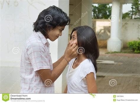boy touch woman picture 13