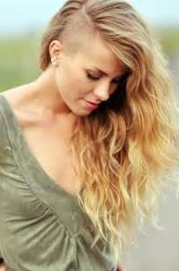 womens long hair shave picture 1