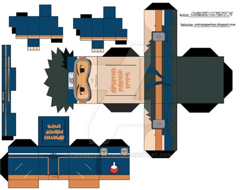 anime paper toys com picture 17