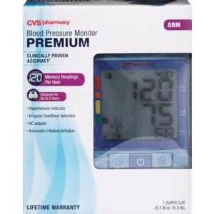 cvs blood pressure monitor #800230 picture 1