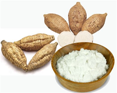 arrowroot starch picture 2
