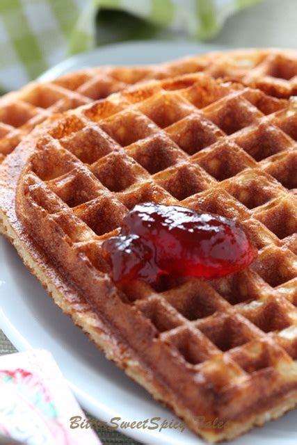 yeast waffles picture 14