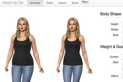 virtual body weight loss picture 2