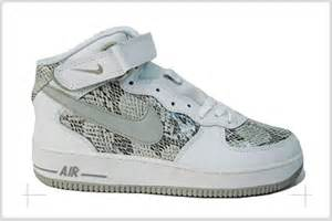 air force 1 mid skin snake picture 1