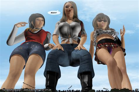 shrink breast giantess picture 7