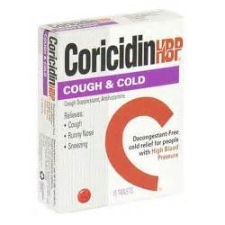 Coricidin high blood pressure picture 11