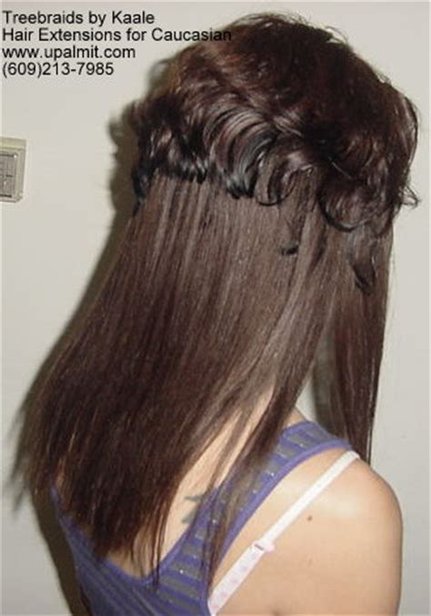 caucasian hair extensions picture 1