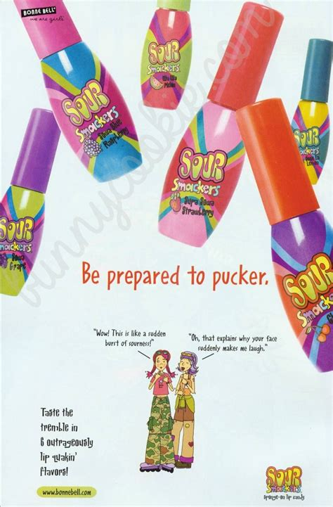 Smackers lip gloss picture 2