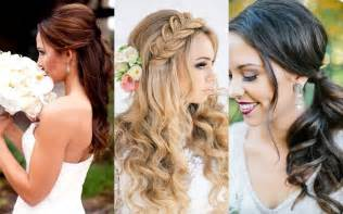 hairstyles for medium length hair for weddings picture 7