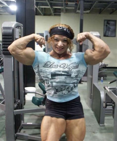 colette guimond female muscle picture 1