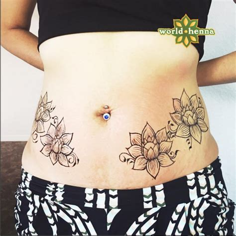 tattoo that cover stretch mark picture 5