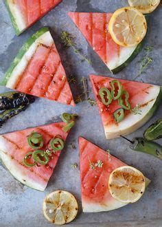watermelon with toasted fennel salt picture 10