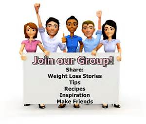 weight loss group picture 1