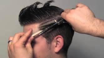 how ti cut mens hair picture 2