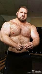 big muscle hairy uncut bears picture 6