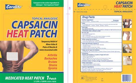 capsaicin hot patch picture 5