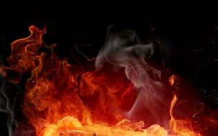smoke and fire picture 6