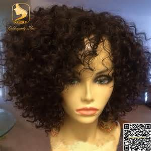 Baby curl human hair exyensions picture 1