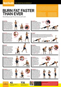 dumbbell workout burn fat picture 9
