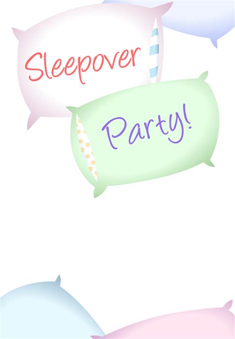 free pictures girls sleepover party picture 18