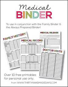 organizing your health with a personal health book picture 5