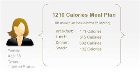 1299 calorie diet picture 1