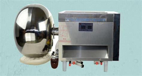 automatic herbal pill making machine picture 3