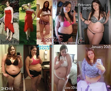 chubby girl weight gain progression picture 15