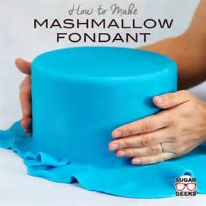 marshmallow fondant picture 1