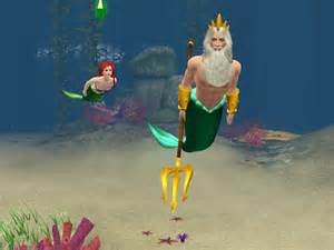 mermaid sims picture 3