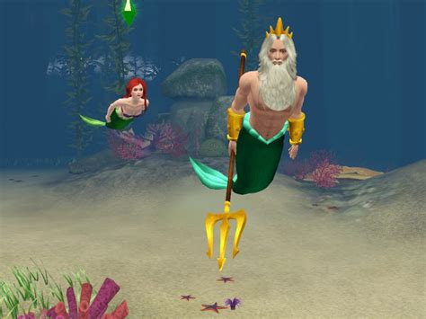 mermaid sims picture 6