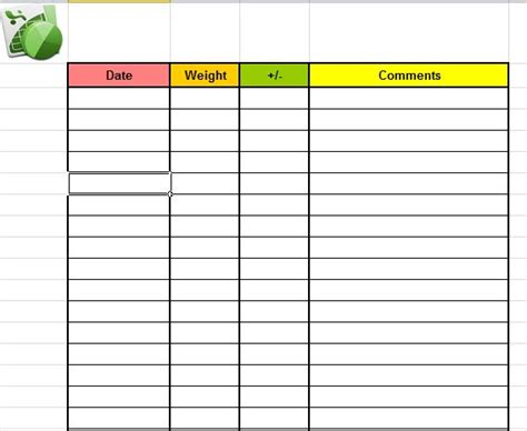 weight loss graph templates picture 10