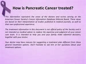 pancreatic cancer recurrence life expectancy picture 6