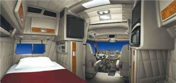 extended semi tractor sleeper cabs picture 3