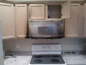 smoke damage kitchen cabinets picture 3
