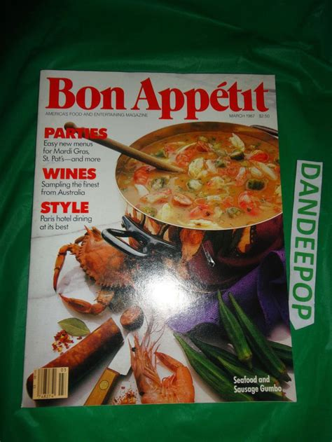 bon appetite march issue picture 1